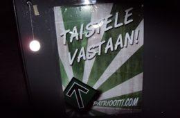 Aktivismia Tampereella