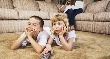 Lapset kärsivät, kun tekniikka vie vallan