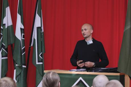 Otto Rutanen kertoo Lapuanliikkeestä.