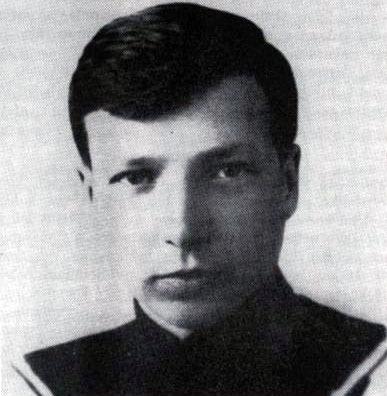 Kapinaan osallistunut lääkintämies Bronius Stasiukaitis.