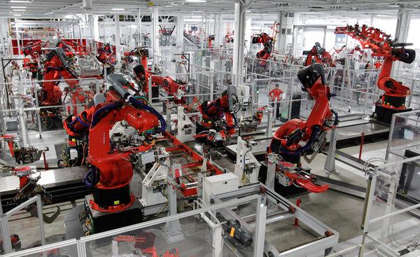 Robots NYT