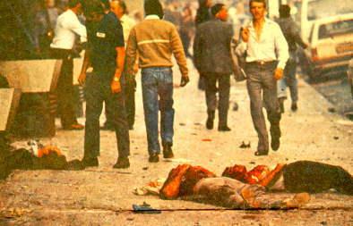 ANC:n pommi-iskun uhri.