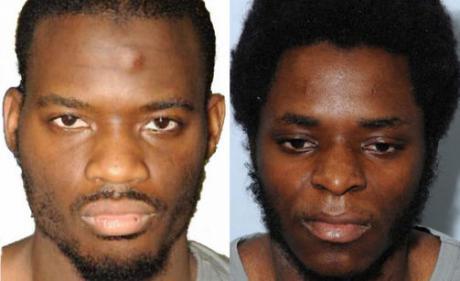 Michael Adebolajo ja Michael Adebowale tuomittiin keskiviikkona brittisotilaan murhasta.