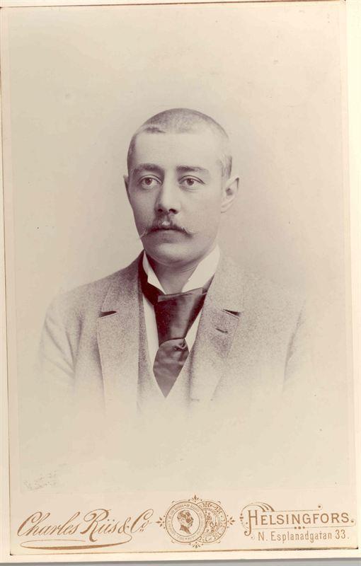 Karl Fazer.