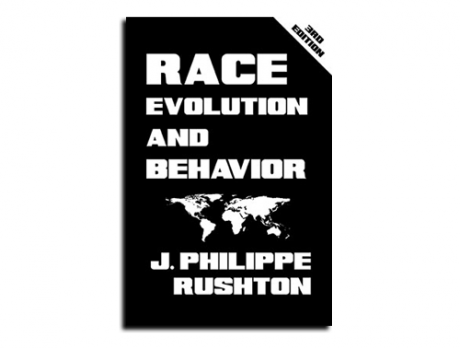 UK_JPhilippe_Rushton-Race_evolution_and_behaviour