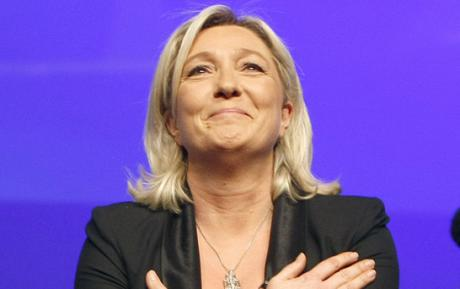 Marine Le Penin Kansallinen rintama on nyt Ranskan kolmanneksi suurin puolue UMP:n ja sosialistipuolueen jälkeen.