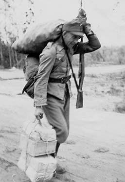 Finnish-soldier