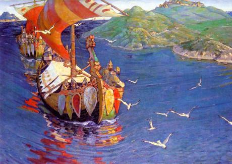 Rurik tai Rjurik, joka syntyi noin 830 ja kuoli noin 879, oli kiovalaisen Nestorin kronikan mukaan varjagi (viikinki) ja Kiovan Venäjän perustaja.