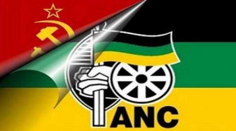 ANC:llä on marxilainen tausta. Apartheidin aikana ainakin Neuvostoliitto ja Kuuba tukivat sitä.