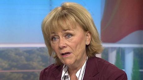 Ruotsin oikeusministeri Beatrice Ask.