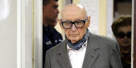 Sotarikoksista vankilaan tuomittu Béla Biszku on kiistänyt Unkarin sosialistihallinnon rikokset.