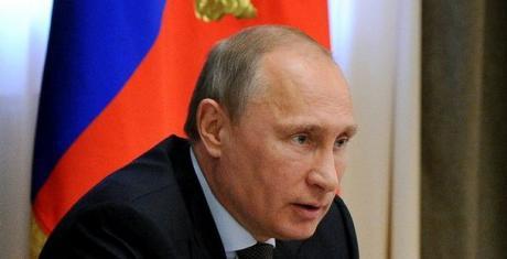Putin määräsi jälleen venäläiset joukot poistumaan Ukrainan rajalta. (AFP)