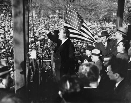 Stephen Wise agitoi maailmanlaajuisen Saksan vastaisen boikotin puolesta.