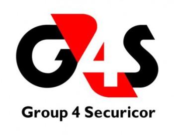 G4S, aggressiivisen sionismin puolesta.