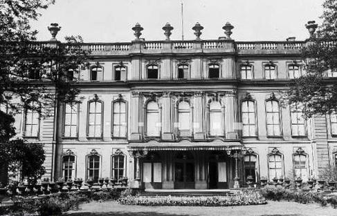 SS-päämaja Berliinissä.