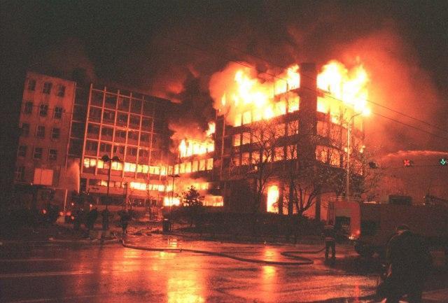 1990-luvulla Nato kävi sotaa Serbian kansallismielisiä vastaan.