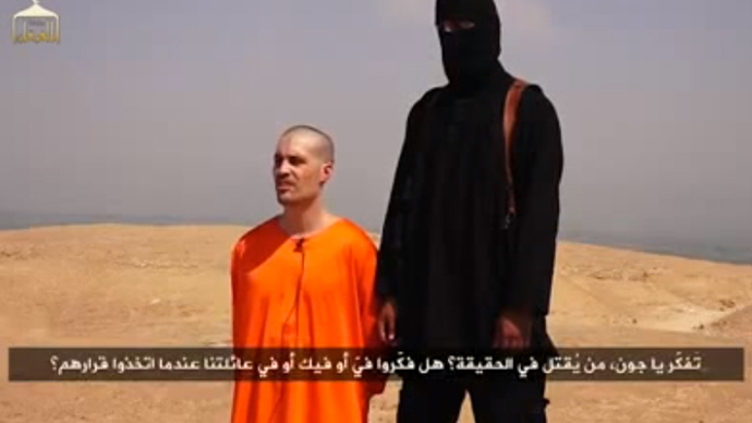 ISIS julkaisi uuden videon, jolla se kertoo mestanneensa amerikkalaisen toimittajan.