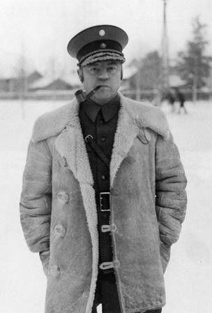 Kurt Wallenius.