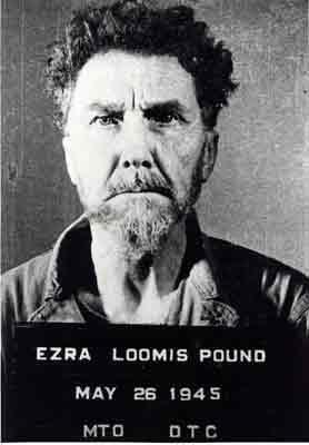 Pound oli saada sodan jälkeen kuolemantuomion mielipiteidensä vuoksi.