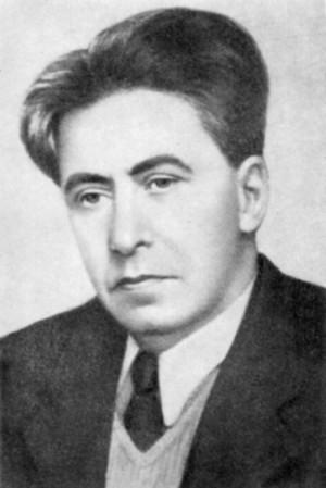 Ilja Ehrenburg.