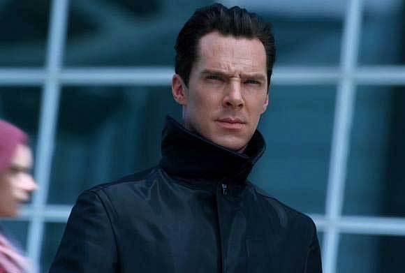 Benedict Cumberbatch on näytellyt muun muassa Hobitissa, Star Trekissä ja Sherlock Holmesissa.