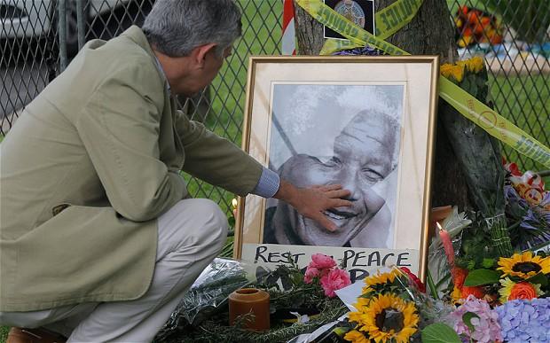 Mandelahaut