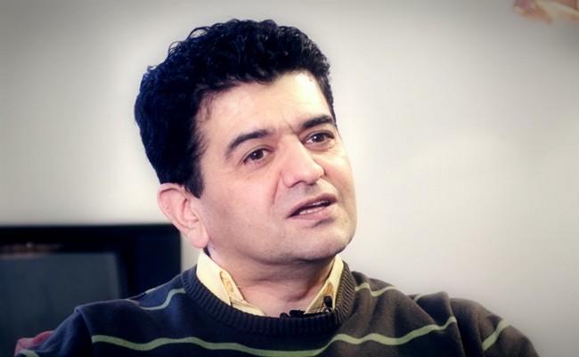 Farhad Khaghani.