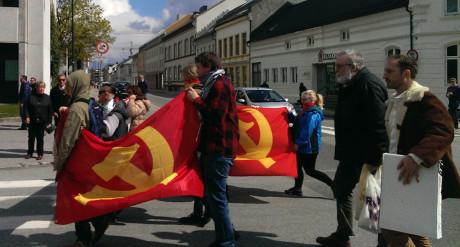 UK_kommunisteja_vappuna_Norjassa-4