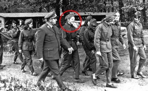 Merkelin nuoruusvuodet.