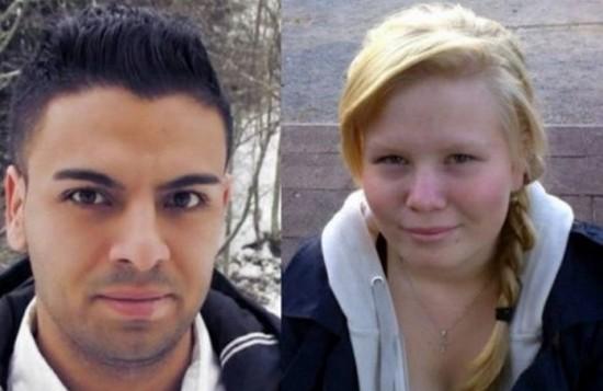 Ramin Azimi ja hänen uhrinsa Jonna Männistö.