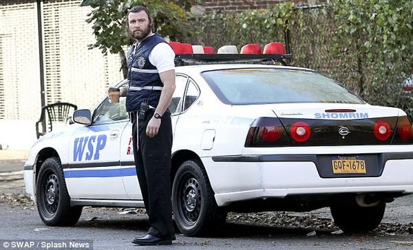 Shomrim-partion juutalaispoliisi.