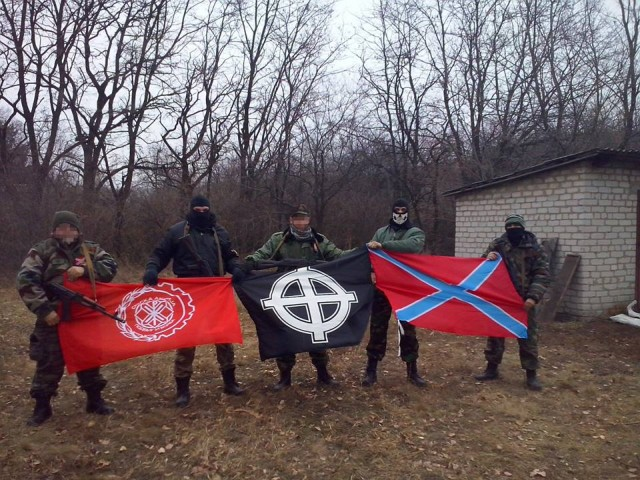 Serbian Action -vapaaehtoisia.
