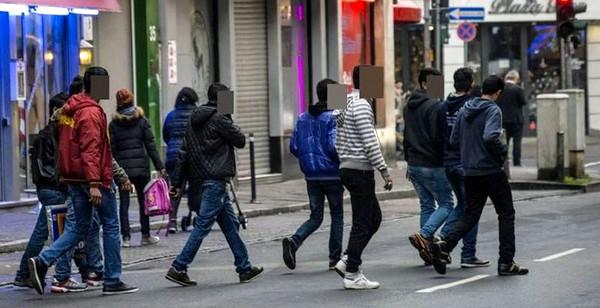 UK_Saksa_maahanmuuttajia