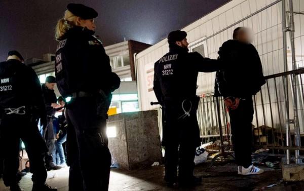 UK_poliiseja_Saksassa
