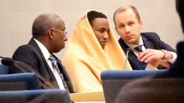 """15-vuotias"" somalimies Youssaf Khaliif Nuur."