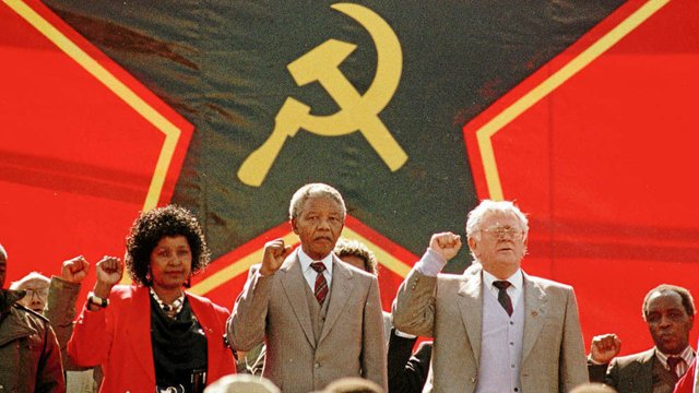 mandelakommunisti