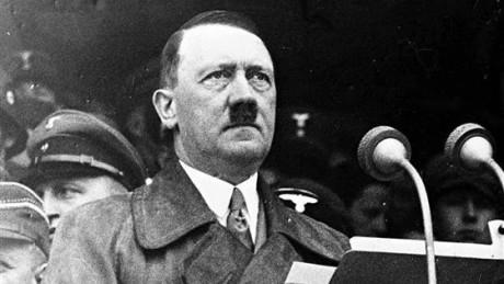 Vai kansallissosialisti Adolf Hitler?