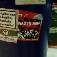 Aktivismia Järvenpäässä