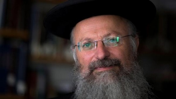 Rabbi Shmuel Eliyahu.