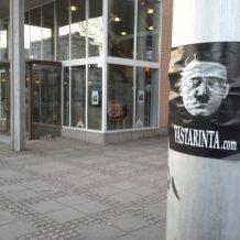 Aktivismia Porissa ja Raumalla
