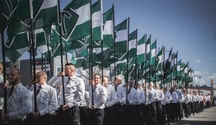Suora lähetys Göteborgin mielenosoituksesta!