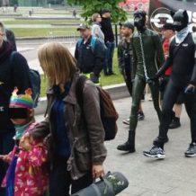 Helsinki Pride ja Setan tarkoitus