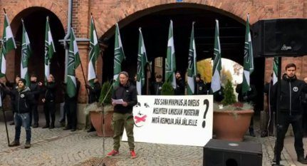 """Eurostoliitossa toisinajattelu on """"terrorismia"""""""
