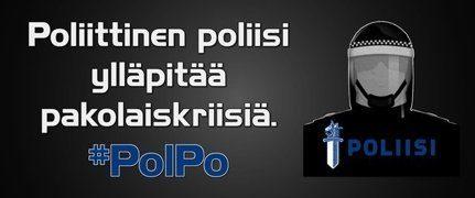 Monikulttuurisesta poliisivaltiosta kohti vapautta!