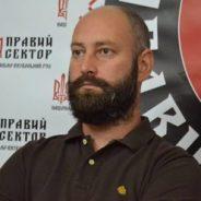 Ukrainan Oikean sektorin haastattelu