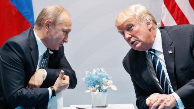 Venäjän Presidentit