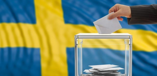 Ruotsin Eduskuntavaalit