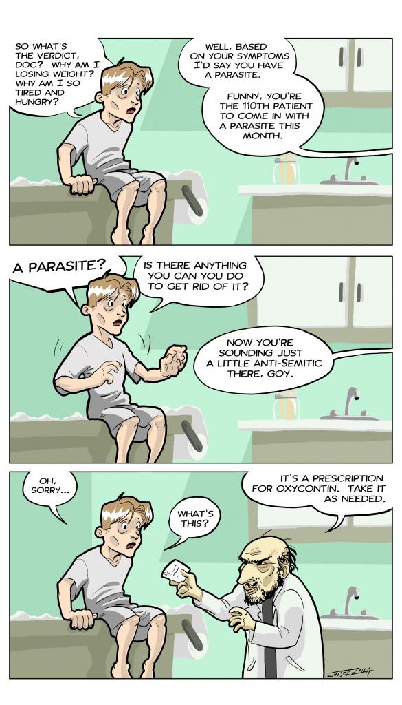 parasiitti