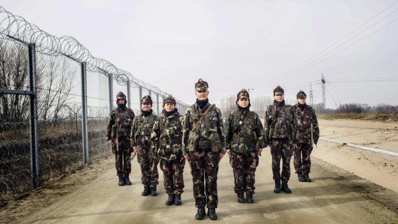 Photo essay: Women in Uniforms